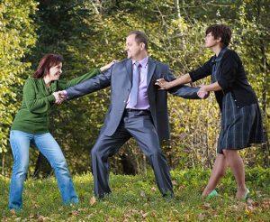 Я жена, а ты кто? Есть ли права у гражданской супруги? Полезно знать.