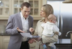 Установление отцовства.  Отец не поверил в ДНК экспертизу. Пример из практики.